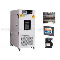 Compact Structure Thermal Shock Chamber , Climatic Test Chamber Logo Printed