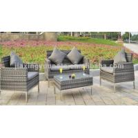 Wholesale OAluminium Rattan Garden Sofa Sets Table And Chairs With Cushion from china suppliers