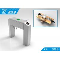 Half height vertical tripod turnstile with 3 million cycles life span , single direction or bi-direction