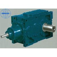 Wholesale 67 - 10800kw Industrial GMC Series Bevel Helical Gearbox Foot Mounted from china suppliers