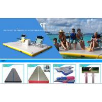 Wholesale Drop Stitch Inflatable Mat Floor water board  for Sale  in different sizes from china suppliers