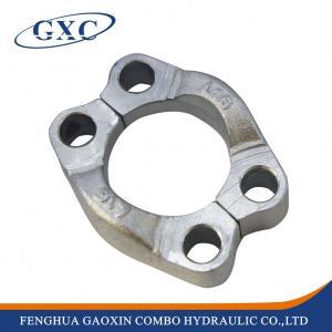 Wholesale FS/FL CNC Manufacturing Carbon Steel Material SAE split flange clamps ,hose flange clamp,carbon steel flange clamp from china suppliers