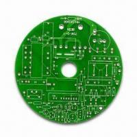 Buy cheap 2 Layers PCB for Communication from wholesalers