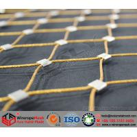 Wholesale Stainless Steel Wire Rope Mesh, Color coated wire cable mesh from china suppliers