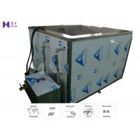 Wholesale 1200W Ultrasonic Industrial Cleaning Equipment 24Pcs Transducer Direct Vibration Mode from china suppliers