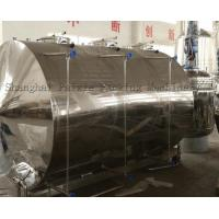 Wholesale Food Industrial Stainless Steel Mixing Tanks For Medicine Sysrup , Surface Polished from china suppliers