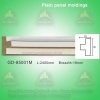 Wholesale Polyurethane Plain Architectural Panel Decorative Cement Mouldings from china suppliers