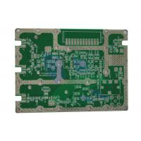 Wholesale Half Hole HDI Fr4 pcb circuit board Immersion Silver Surface Rogers from china suppliers