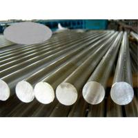 Wholesale 20Mncr5 SAE 1020 S45C ASTM A36 Hot Rolled Steel Bar , Mlld Zinc Steel Round Rod from china suppliers