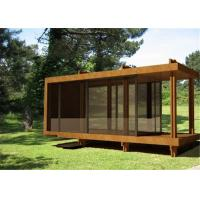 Wholesale Demountable Waterproof Conex Tiny Box Homes Australian Standard for Shop from china suppliers