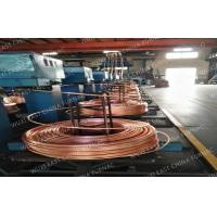 Quality Copper Rod  D17mm-D30 Upcasting Upward Continuous Casting Machine Annnual 2000MT for sale