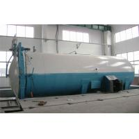 Wholesale Large Vulcanizing Rubber Autoclave Φ2.85m With Safety Interlock , Automatic Control from china suppliers