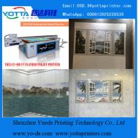 Wholesale UV digital flatbed printer for ceramic tiles marble,glass sliding door price. from china suppliers