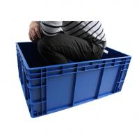 Wholesale 800x600x230mm Warehouse Boxes And Bins Euro Containers for Euro Container Shelving from china suppliers