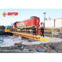 Quality Locomotive Railway Turntable Material Handling Solutions For Freight Railroads And Transit Systems for sale