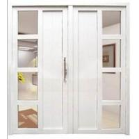 Wholesale PVC Two Panel Casement Door from china suppliers