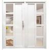 Buy cheap PVC Two Panel Casement Door from wholesalers