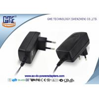Wholesale Low Ripple CE GS ROHS Approved EU Plug 12V 1A AC DC Power Adapter For Acoustics from china suppliers