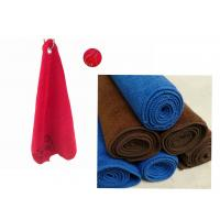 Wholesale Terry Velour Golf Towel from china suppliers
