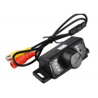 Wholesale HD Night Vision License Plate LED Rear View Camera For Car / Waterproof from china suppliers