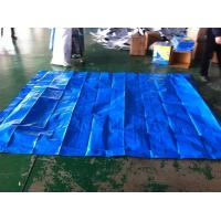 Wholesale 10*10ft / blue color / 160gsm PE TARPAULIN for waterproof cover from china suppliers