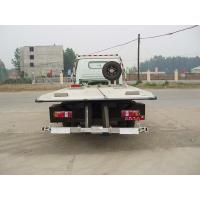 Wholesale Obstacle Flatbed 5T Heavy Duty Tow Trucks / SINOTRUK HOWO from china suppliers
