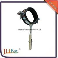 Wholesale Pipe Support Clamps Cast Iron Pipe Clamps Round Pipe Brackets from china suppliers
