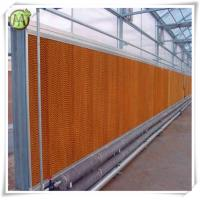 China 7090 plastic honey comb evaporative cooling pad for air cooler poultry farm and greenhouse on sale