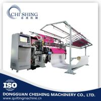 Buy cheap Three Needle Bar High Speed Quilting Machine Quilt Making Machine from wholesalers