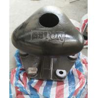 Quality Marine T - head Mooring Bollard Marine Cast Steel Material Up to 200Ton SWL for sale