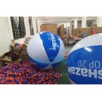 Wholesale Promotional Sports Balloons , Inflatable Beach Ball For Entertainment Event from china suppliers