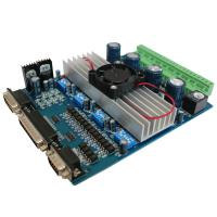 Wholesale TB6560 4 Axis Driver Board Adapter CNC Router Mill Cut Engraving Laser Printer US DE FR UK from china suppliers