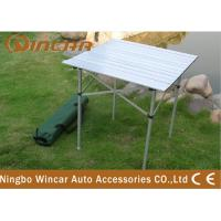 Wholesale Portable Lightweight Outdoor Dining Tables Aluminum for Garden from china suppliers