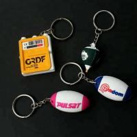 Wholesale Wholesale Custom 3D Fashion Logo Key Tag Soft PVC Rubber Keychains For Promotion Gift from china suppliers