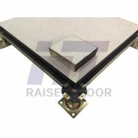 Wholesale Ceramic Raised Access Floor System Abrasion Resistant For Bank from china suppliers