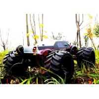 Wholesale Cool 4x4 1 10 Scale Electric RC Trucks Brushless ESC 80A LiPo Battery from china suppliers