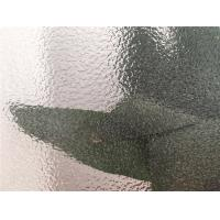 Wholesale Float Decorative Patterned Glass 3 Mm / Custom Thickness Clear / Colored from china suppliers