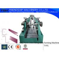 Wholesale Electric Drive Galvanized C Z Purlin Roll Forming Machine With Touch Screen from china suppliers