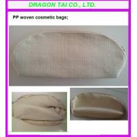 Wholesale PP woven cosmetic bag, woven purse, measure 24*12cm from china suppliers