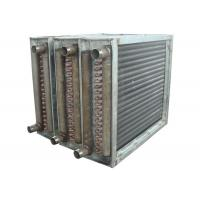 Wholesale 3 - 25mm Fin Pitch Heat Exchanger Equipment Copper Fin Tube Air Cooler from china suppliers