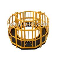 Wholesale ZLP630 Double Deck Round Suspended Working Platform, Bridge Maintenance suspended gondola from china suppliers