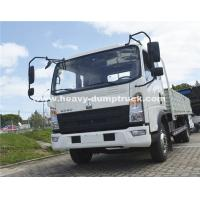 Wholesale Right Hand 4x2  HOWO Comercial Cargo Truck With 3 M³ Cargo Bucket from china suppliers