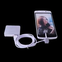 Wholesale COMER 2 port gsm cell phone security alarming display system silicone stand for mobile phone from china suppliers