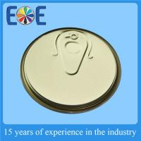 Wholesale Aluminum EOE 65mm Metal Container Easy Open Door For Lubricant Oil from china suppliers