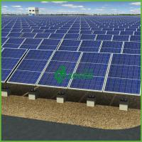 Wholesale On Grid Large Scale Photovoltaic Power Plants from china suppliers