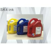 Wholesale Original eco solvent ink Phaeton SK4 Ink for Outdoor Flex Banner from china suppliers
