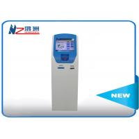 Wholesale Outdoor Hospital Check In Kiosk self service with LED touch screen , 110V/220V AC50HZ from china suppliers