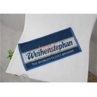 Wholesale 100% Cotton Hotel Hand Towels With Full Size Reactive Print Logo from china suppliers