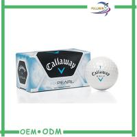 Quality Recycled Handmade Biodegradable Golf Ball Packaging Box For Skin Care Cream for sale