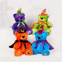 Wholesale 12inch Halloween Teddy Bear Stuffed Plush Toys For Promotion, Soft Toys from china suppliers
